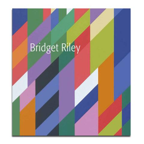 Pre-order Bridget Riley exhibition book (paperback)