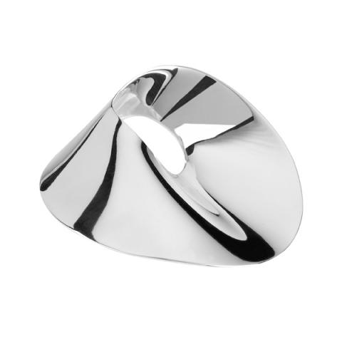Tianguis Jackson Wave Silver Brooch