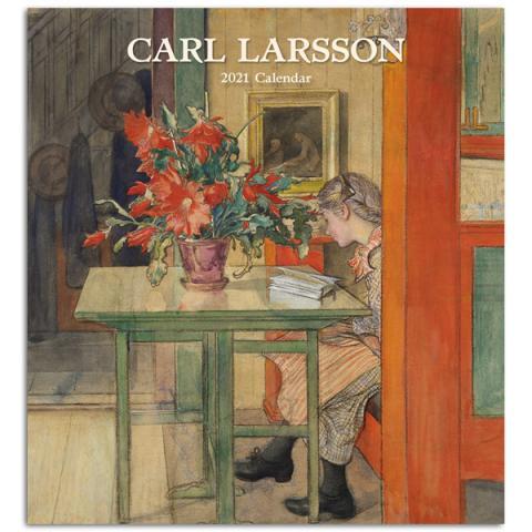 Carl Larsson 2021 wall calendar