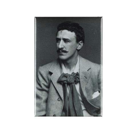 Charles Rennie Mackintosh magnet