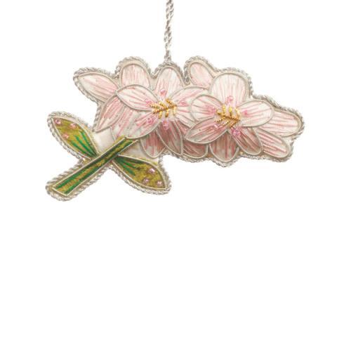 Cherry blossom beaded decoration