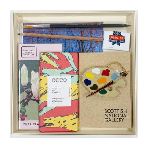 Creative inspired gift package