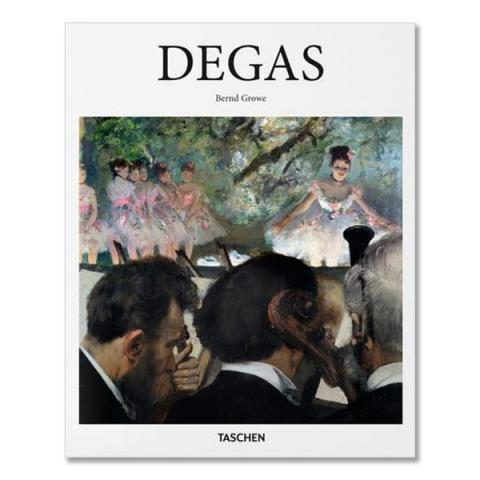 Edgar Degas, 1834-1917 On the dance floor of Modernity (hardback)