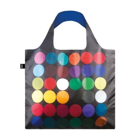 Dots by Poul Gernes reusable water-resistant carrier bag
