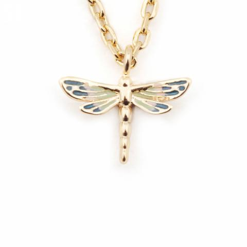 Bill Skinner Dragonfly Necklace