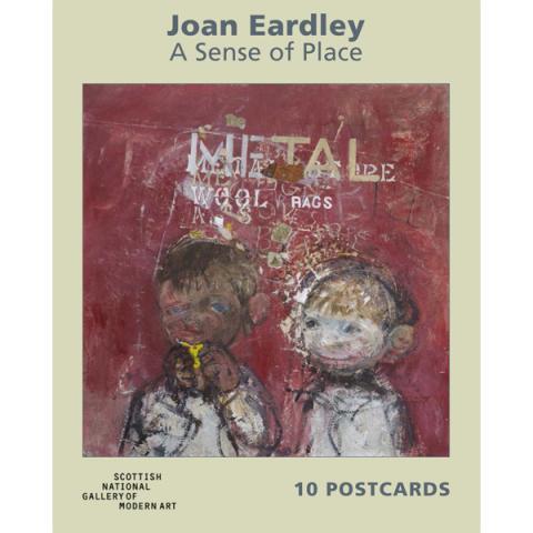A Sense of Place Joan Eardley 10 Postcard Pack