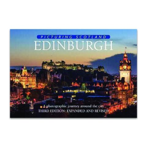 Edinburgh: Picturing Scotland A photographic journey around the city (hardback)
