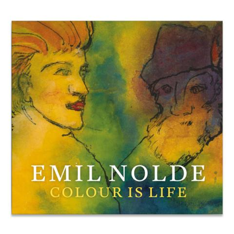 Emil Nolde Colour is Life Exhibition Book