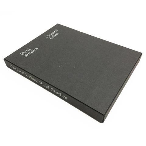 Field Studies Chrystel Lebas Limited Edition Book