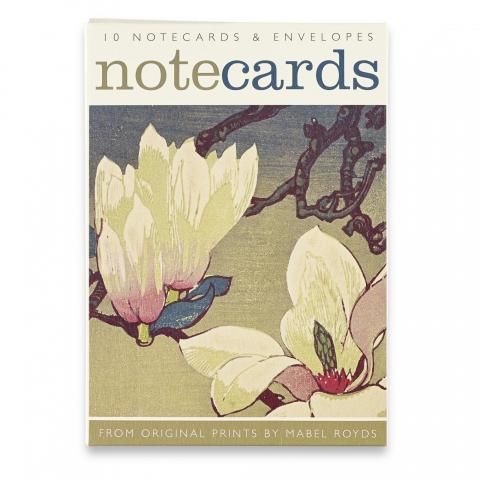 Floral Mabel Royds notecard set (10 cards)
