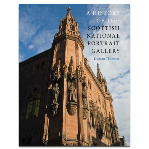 A history of the Scottish National Portrait Gallery (hardback)