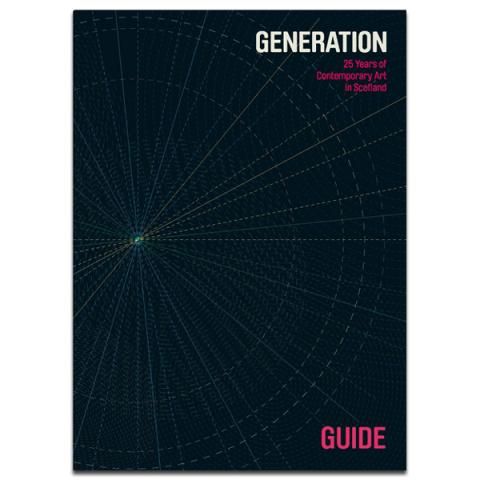 GENERATION: 25 Years of Contemporary Art in Scotland Guide
