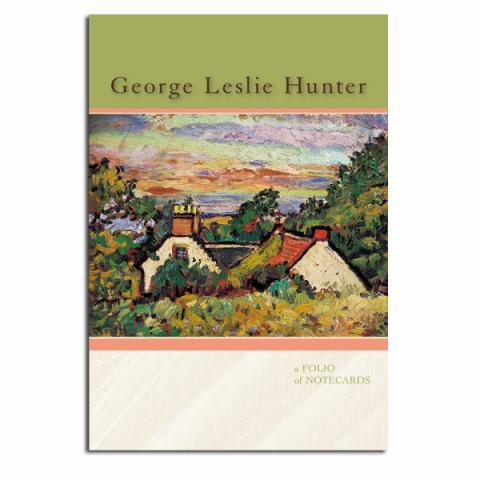 George Leslie Hunter notecard set (10 cards)