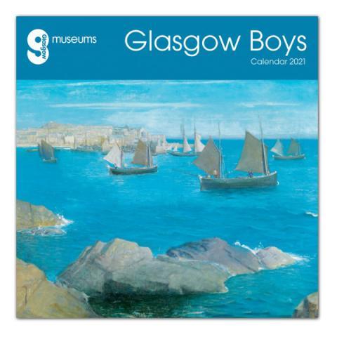 Glasgow Boys 2021 wall calendar