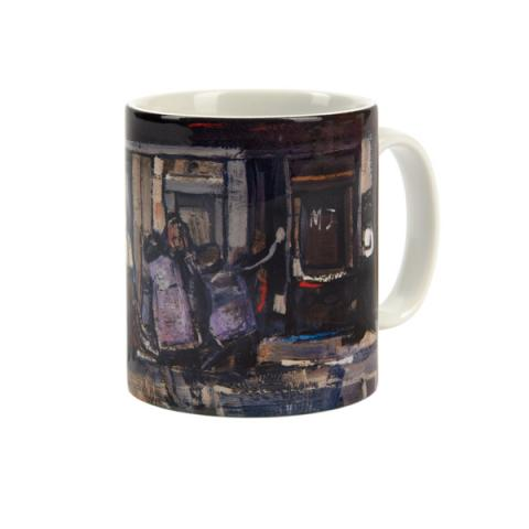 Glasgow Street, Rotten Row Joan Eardley Mug