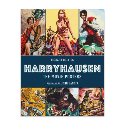 Harryhausen: The movie posters (hardback)