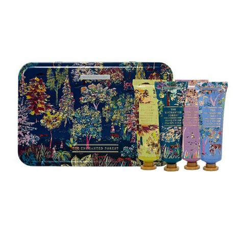 Heathcote & Ivory enchanted forest travel collection tin