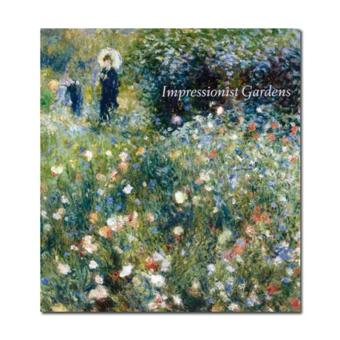 Impressionist Gardens exhibition book (paperback)