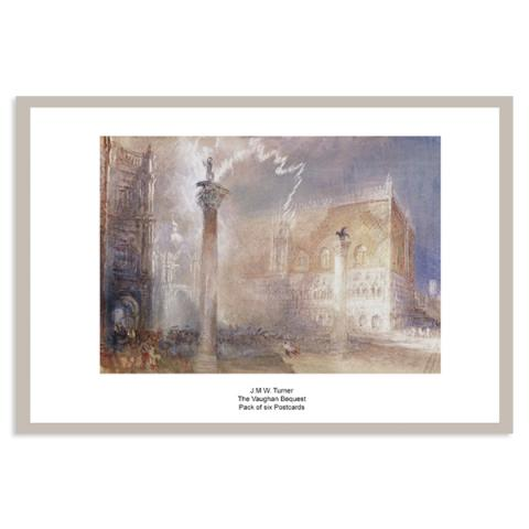 JMW Turner Postcard Pack