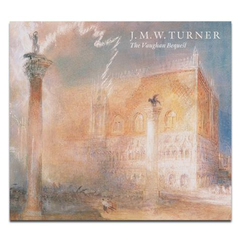 JMW Turner The Vaughan Bequest Exhibition Book