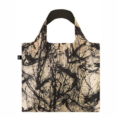 Number 32 Jackson Pollock LOQI Reusable Carrier Bag