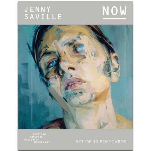 NOW Jenny Saville postcard pack