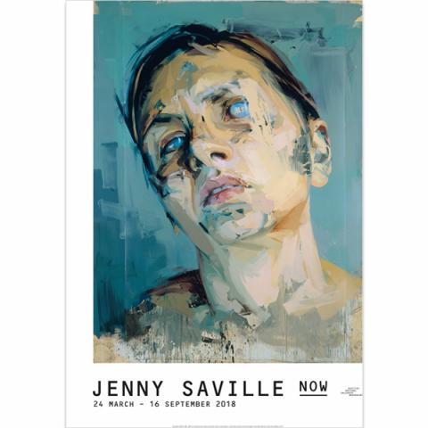 Rosetta II Jenny Saville 50 x 70 Poster