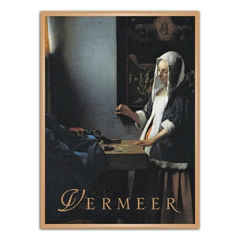 Johannes Vermeer notecard box (20 cards)