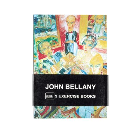 John Bellany A6 notebook set