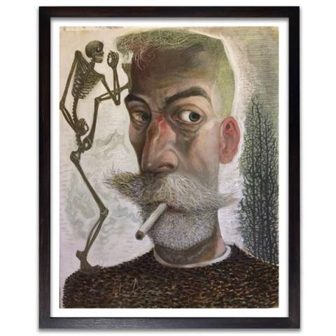 'Knocking on Heaven's Door' John Byrne Limited Edition Print