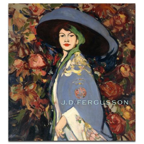 John Duncan Fergusson exhibition book (paperback)