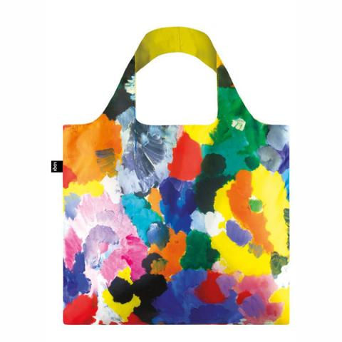 Irisches Gedicht Ernst Wilhelm Nay LOQI Reusable Carrier Bag