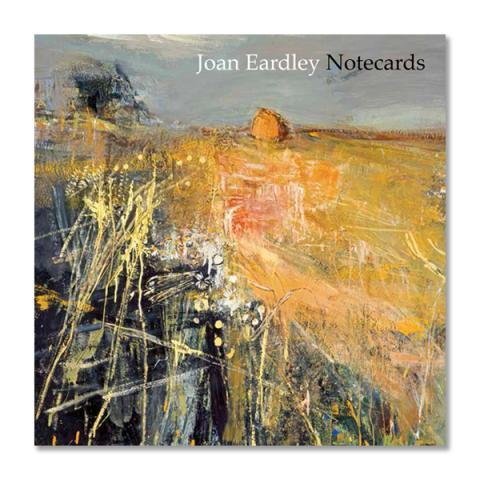 Landscapes by Joan Eardley notecard set (10 cards)