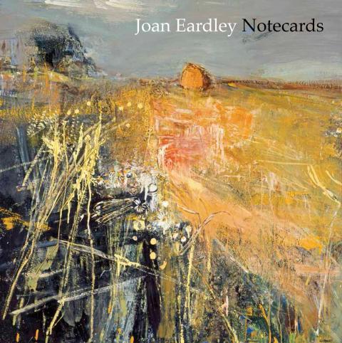 Landscape Joan Eardley Notecard Wallet (10 cards)