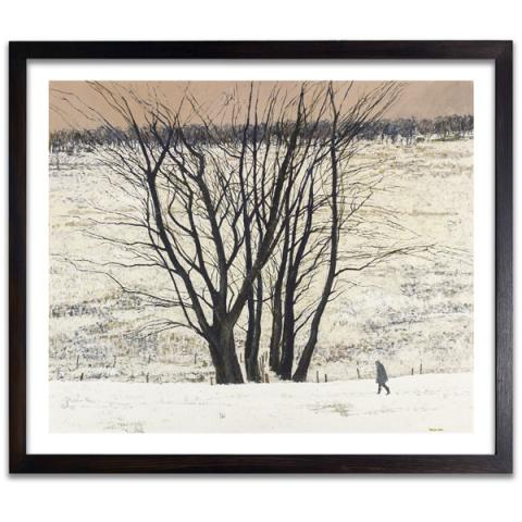 Large Tree Group Victoria Crowe Limited Edition Print