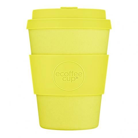 Like a boss yellow reusable 340ml | 12oz cup