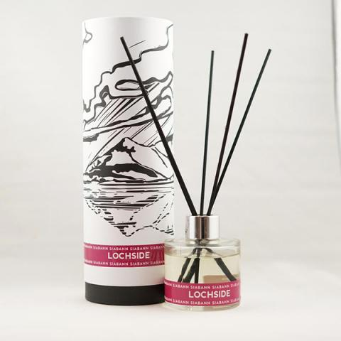 Lochside fragrance reed diffuser