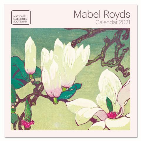 Mabel Royds 2021 mini wall calendar