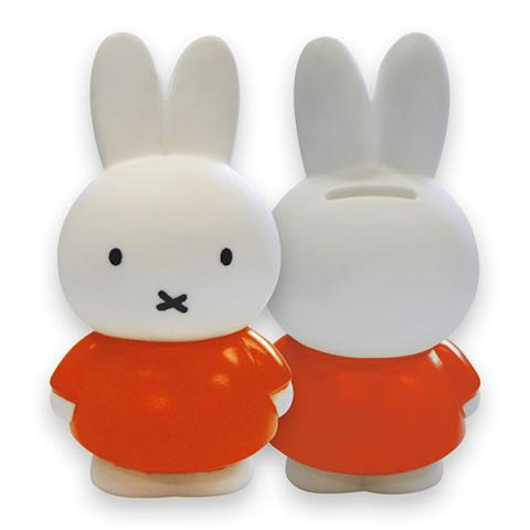 Miffy Red Money Box