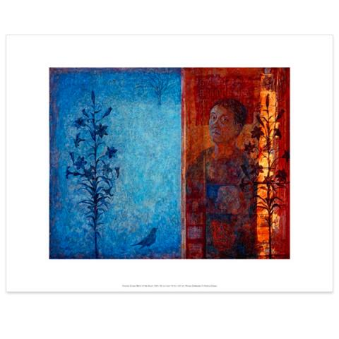 Mirror of the South Victoria Crowe Art Print