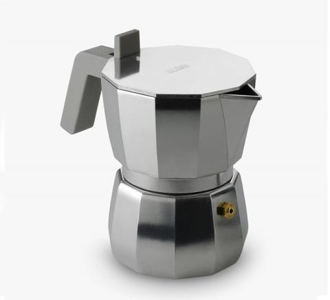 Moka by Alessi espresso coffee maker (6 cups)