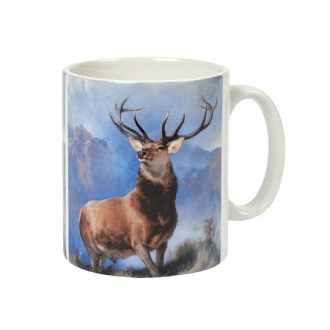 The Monarch of the Glen Mug