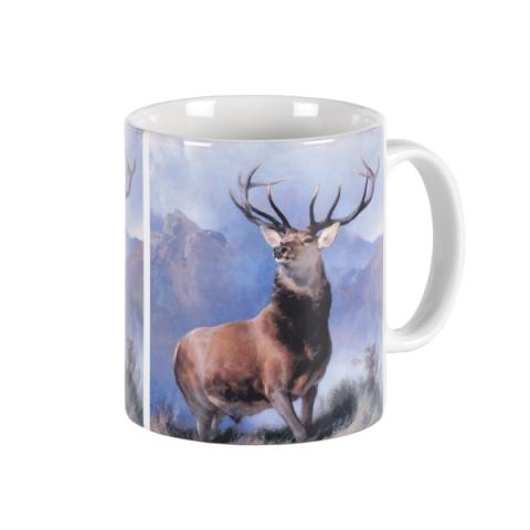 The Monarch of the Glen Sir Edwin Landseer Mug