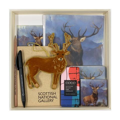 Monarch of the Glen gift package