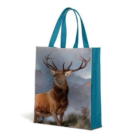 Monarch of the Glen shopping bag
