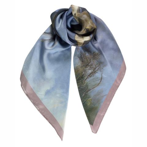 Monarch of the Glen Silk Scarf