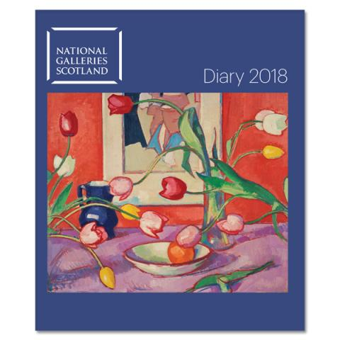 National Galleries of Scotland Diary 2018