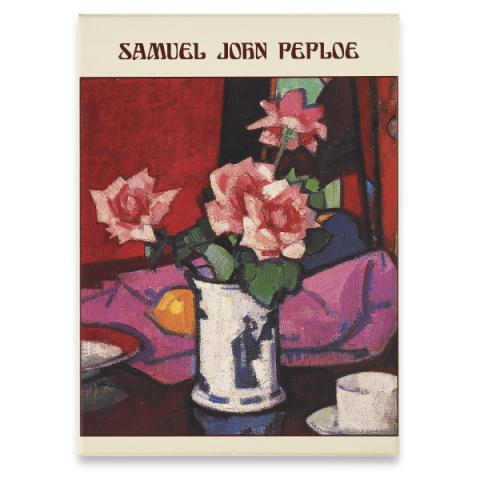 Samuel John Peploe Notecard Box (20 cards)