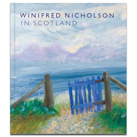 Winifred Nicholson in Scotland (hardback)