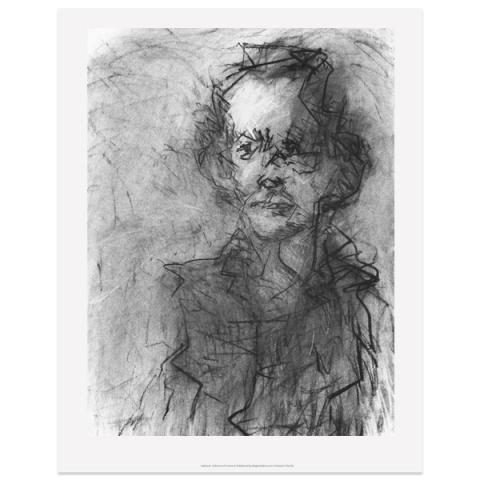 Norman McBeath I by Audrey Grant A3 print